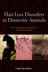 Hair Loss Disorders in Domestic Animals by Lars Mecklenburg