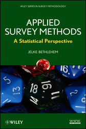 Applied Survey Methods by Jelke Bethlehem