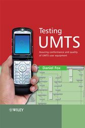 Testing UMTS by Daniel Fox