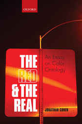 The Red and the Real by Jonathan Cohen