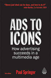 Ads to Icons by Paul Springer