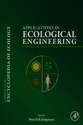 Applications in Ecological Engineering by Sven Erik Jørgensen