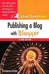 Publishing a Blog with Blogger by Elizabeth Castro