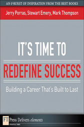 It's Time to Redefine Success by Stewart Emery