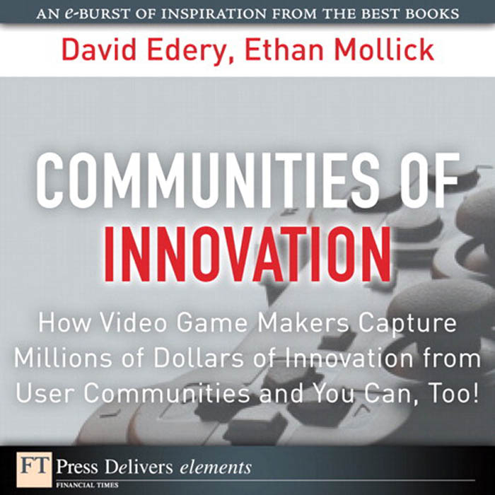 Download Ebook Communities of Innovation by David Edery Pdf