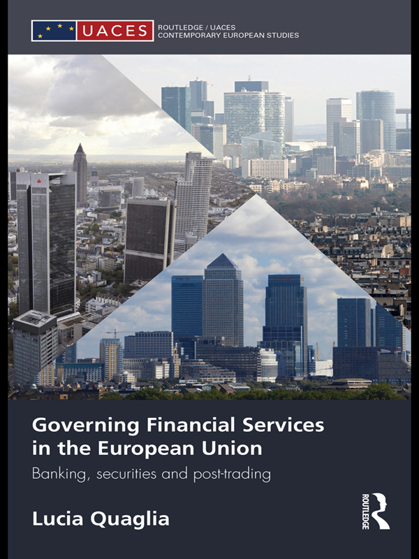 Download Ebook Governing Financial Services in the European Union by Lucia Quaglia Pdf