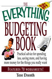 The Everything Budgeting Book by Tere Drenth