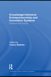 Knowledge Intensive Entrepreneurship and Innovation Systems by Franco Malerba