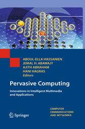 Pervasive Computing by Aboul-Ella Hassanien
