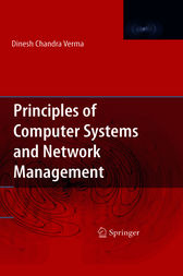 Principles of Computer Systems and Network Management by Dinesh Chandra Verma
