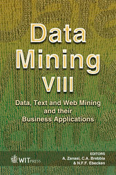 Data Mining VIII by A. Zanasi