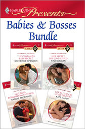 Babies & Bosses Bundle by Catherine Spencer