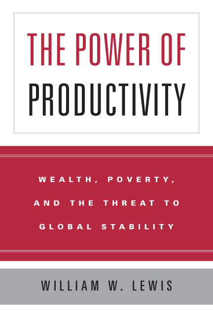 Download Ebook The Power of Productivity by William W. Lewis Pdf