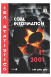 Coal Information 2001 by OECD Publishing; International Energy Agency