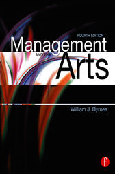 Management and the Arts by William Byrnes