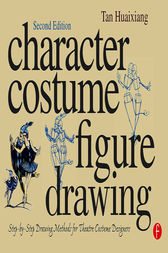 Character Costume Figure Drawing by Tan Huaixiang