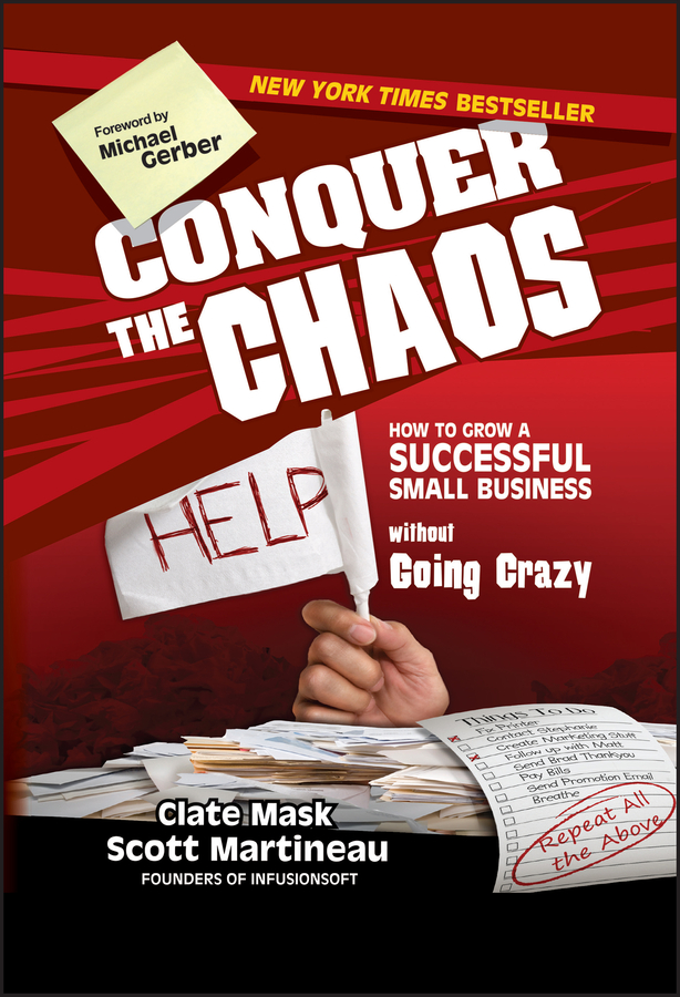 Download Ebook Conquer the Chaos by Clate Mask Pdf