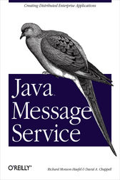 Java Message Service by David A Chappell