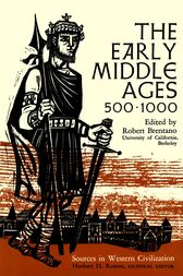 Early Middle Ages, 500-1000 by Robert Brentano