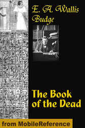 Book of the Dead by E. A. Wallis Budge