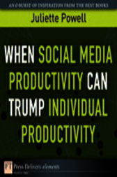 When Social Media Productivity Can Trump Individual Productivity by Juliette Powell