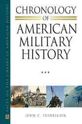 Chronology of American Military History by Marc McCutcheon