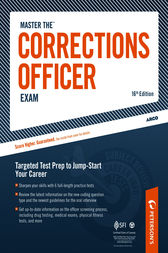 Master the Corrections Officer: Physical Fitness Course and Training by Peterson's