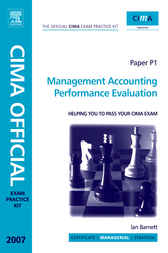 Management Accounting Performance Evaluation by Ian Barnett