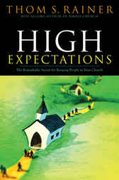 High Expectations by Thom S. Rainer