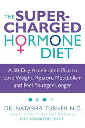 The Supercharged Hormone Diet by Natasha Turner