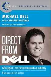 Direct From Dell by Michael Dell