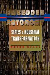 Embedded Autonomy by Peter Evans