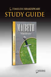 Macbeth Novel Study Guide by Saddleback Educational Publishing