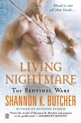 Living Nightmare by Shannon K. Butcher