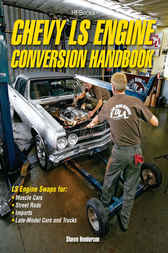 Chevy LS Engine Conversion Handbook HP1566 by Shawn Henderson