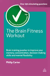 The Brain Fitness Workout by Philip Carter
