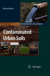 Contaminated Urban Soils by Helmut Meuser