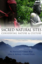 Sacred Natural Sites by Bas Verschuuren