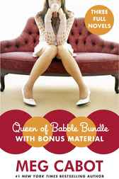 Queen of Babble Bundle with Bonus Material by Meg Cabot