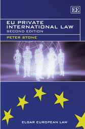 EU Private International Law by Peter Stone