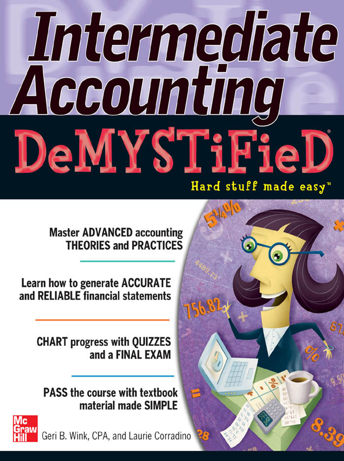 Download Ebook Intermediate Accounting DeMYSTiFieD by Geri B. Wink Pdf