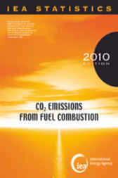 CO2 Emissions from Fuel Combustion 2010 by OECD Publishing; International Energy Agency
