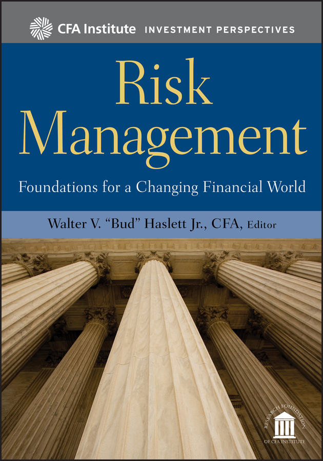 "Download Ebook Risk Management by Walter V. ""Bud"" Haslett Pdf"