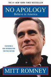 No Apology by Mitt Romney