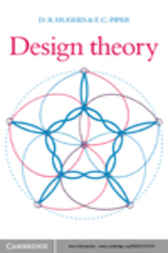 Design Theory by D. R. Hughes
