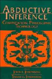 Abductive Inference by John R. Josephson