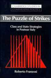 The Puzzle of Strikes by Roberto Franzosi