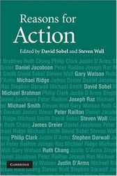Reasons for Action by David Sobel