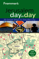 Frommer's Jerusalem Day by Day by Buzzy Gordon
