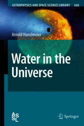 Water in the Universe by Arnold Hanslmeier
